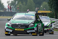 #15 Tom Oliphant Ciceley Motorsport Mercedes-Benz A-Class during BTCC Prectice  as part of the BTCC Championship at Oulton Park, Little Budworth, Cheshire, United Kingdom. June 09 2018. World Copyright Peter Taylor/PSP.