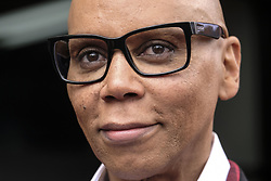 March 16, 2018 - Los Angeles, California, U.S - Two-time Emmy winner RUPAUL attends his Hollywood Walk of Fame Star ceremony in Los Angeles. (Credit Image: © Ringo Chiu via ZUMA Wire)