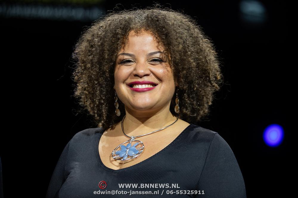 NLD/Utrecht/20191021 - Castpresentatie Tina Turner Musical, Jeannine la Rose