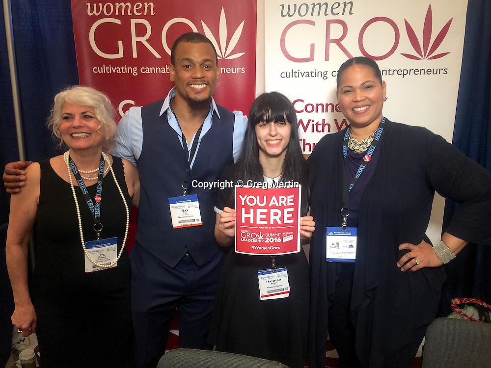 Women Grow<br /> CWCBE NYC 2106
