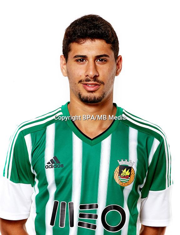 """Portugal - Primera Liga NOS 2016-2017 /  <br /> ( Rio Ave FC ) - <br /> Gil Bastiao Dias """" Gil Dias """""""