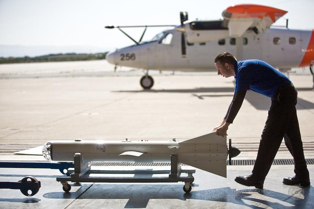 Naval Post Graduate School Twin Otter & Zivko Aeronautics Inc., Temperature Differential Probe.