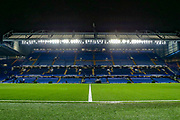 General stadium view inside  Stamford Bridge before the Premier League match between Chelsea and Arsenal at Stamford Bridge, London, England on 21 January 2020.