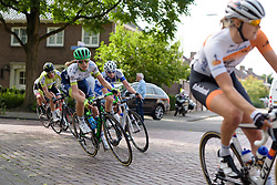 Tayler Wiles (Orica AIS) in the stage winning break at the 111 km Stage 4 of the Boels Ladies Tour 2016 on 2nd September 2016 in 's-Hertogenbosch, Netherlands. (Photo by Sean Robinson/Velofocus).