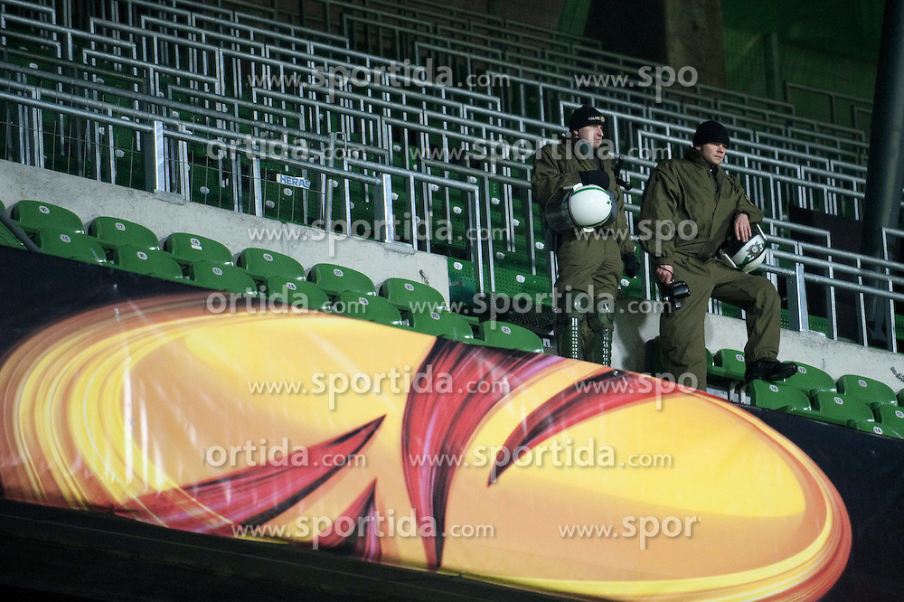 25.02.2010, Weser Stadion, Bremen, GER, UEFA Europa League, Werder Bremen vs FC Twente Enschede,  Runde Letzte 32 Rueckspiel, im Bild  EXPA Pictures © 2010, PhotoCredit: EXPA/ nph/  Kokenge / SPORTIDA PHOTO AGENCY