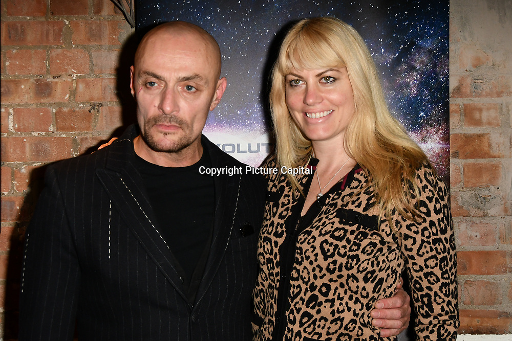Sean Cronin and Meredith Ostrom arrivers at Eleven Film Premiere at Picture House Central, Piccadilly Circus on 10 November 2018, London, Uk.