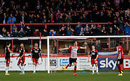 Exeter City v Crawley Town 14/11/2015