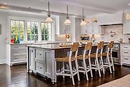 Kitchen by Kathleen Poirier Architects