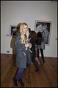 LAURA BAILEY, Chris Stein / Negative: Me, Blondie, and The Advent of Chris Stein / Negative: Me, Blondie, and The Advent of Punk - private view, Somerset House, the Strand. London. 5 November 2014.