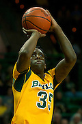 WACO, TX - JANUARY 11: Taurean Prince #35 of the Baylor Bears shoots the ball against the TCU Horned Frogs on January 11, 2014 at the Ferrell Center in Waco, Texas.  (Photo by Cooper Neill/Getty Images) *** Local Caption *** Taurean Prince
