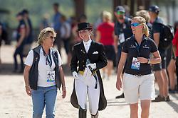 Oatley Kristy, AUS, Du Soleil<br /> World Equestrian Games - Tryon 2018<br /> © Hippo Foto - Sharon Vandeput<br /> 14/09/18