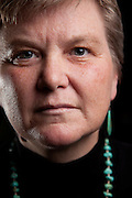 Kippra Hopper, writer, photographer, artist, activist, and teacher. West Texas, 2010.