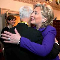 Washington - Irish Foreign Minister Micheal Martin visits Secreatary of State Hillary Clinton. DC. Credit: Marty Katz/washingtonphotographer.com with link to http://washingtonphotographer.com