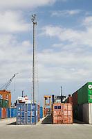Limassol Cyprus stockyard