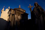 Buenos Aires, 21 de Junho de 2011..CEMITERIO DA RECOLETA..Fotos no cemiterio da recoleta na cidade de Buenos Aires...FOTO: MARCUS DESIMONI / NITRO....