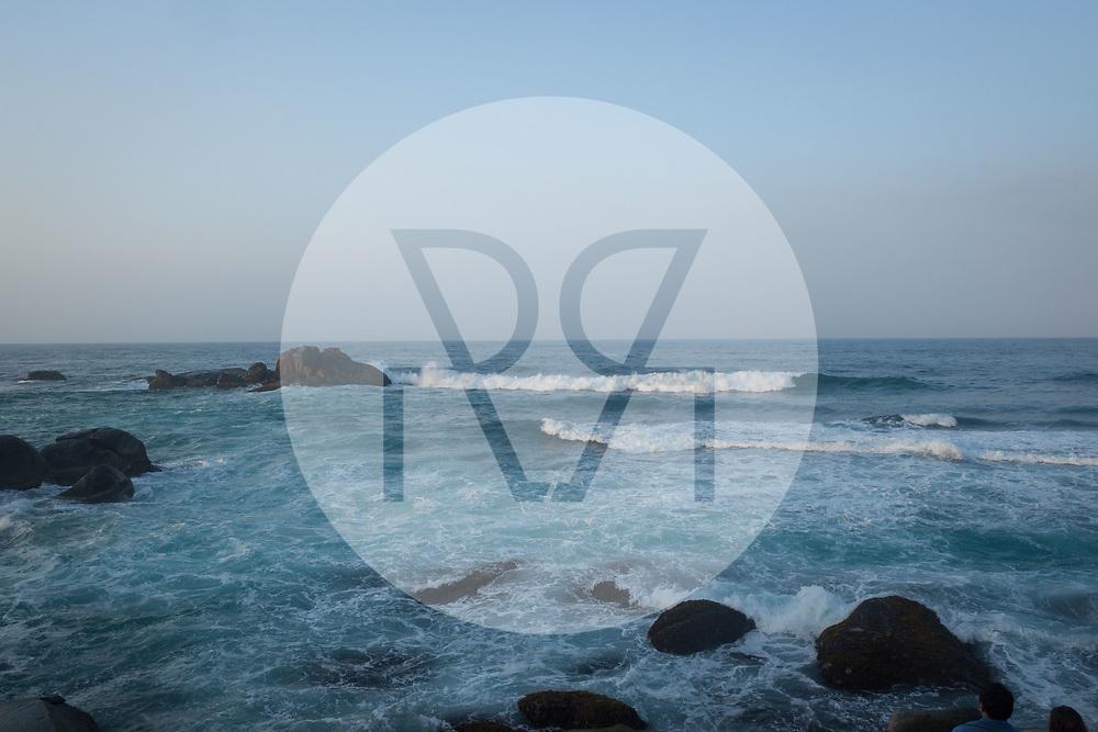 KOLUMBIEN - PARK TAYRONA - Strand in 'El Cabo de San Juan' im Tayrona Nationalpark -  07. April 2014 © Raphael Hünerfauth - http://huenerfauth.ch