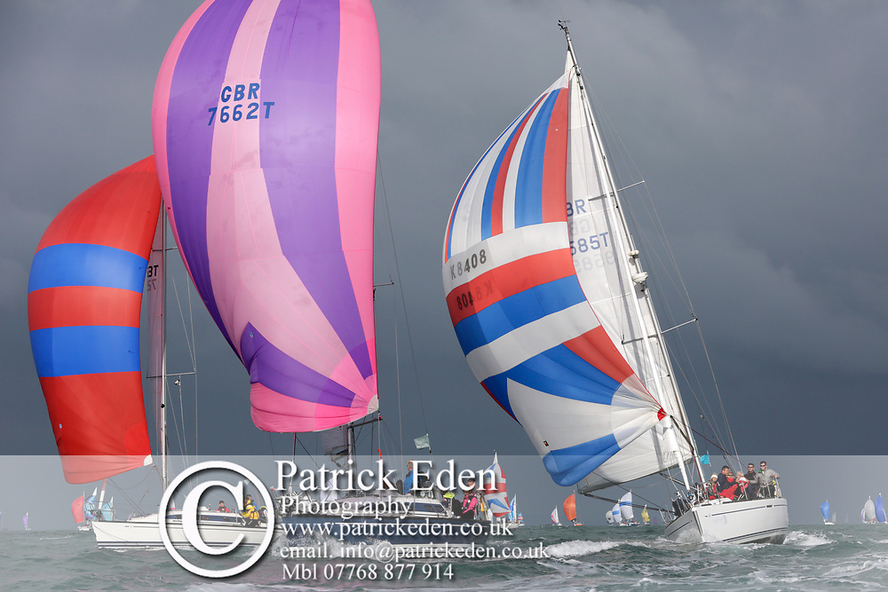 2017, July 1, Round the island Race, Round the Island Race, UK, Isle of Wight, Cowes, GBR 9585T, PICKLE, TYKE, GBR 7662T, STROMA OF FINDHORN, GBR 5000,