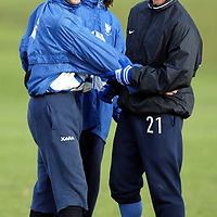 St Johnstone Training..05.03.02   <br />
