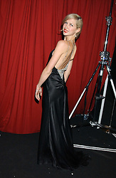 MARGO STILLEY at a party to celebrate the first issue of British Harper's Bazaar held at Cirque, 10-14 Cranbourne Street, London WC2 on 16th February 2006.<br /><br />NON EXCLUSIVE - WORLD RIGHTS