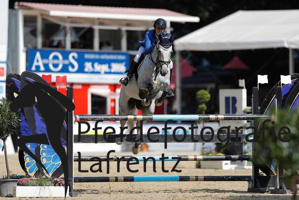 Gammersbach, Kira (GER) Zoly<br /> Paderborn - Paderborn Challenge 2016<br /> © www.sportfotos-lafrentz.de