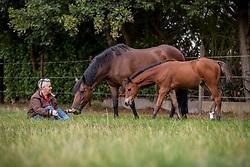 Broeckaert Wanna, BEL, <br /> Stal Oud Molenhuis - Lubbeek 2019<br /> © Hippo Foto - Dirk Caremans<br />  25/09/2019