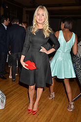 MARISSA MONTGOMERY at the Gyunel Spring Summer 2015 fashion show as part of London Fashion week 2015 held at Victoria House, Bloomsbury Square, London on 12th September 2014.