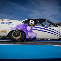 Steve Yozzi's (1349) Supercharged Outlaw BMW.