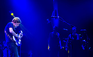 Amsterdam (Holland).  Sold out concert from Chris Rea held at the Theatre Carre. On the photo Chris Rea.<br />  Het concert dat Chris Rea zondagavond zou geven in Brighton gaat niet door. <br /> Vanwege 'ziekte' is een streep door het optreden gezet, zo laat concerthal Brighton Centre weten.<br /> De zanger van Driving Home For Christmas werd zaterdagavond met spoed naar een ziekenhuis gereden nadat hij tijdens een optreden in Oxford in elkaar was gezakt. Nog altijd is niet duidelijk wat hem mankeert. Wel zou hij inmiddels stabiel zijn. copyrught robin utrecht