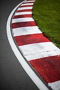 June 6-10, 2019: Canadian Grand Prix. Curb detail
