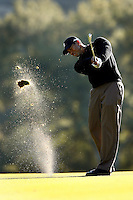 14 December 2007: Pro PGA golfer Tiger Woods participates in the ninth annual Target World Challenge golf tournament presented by the Tiger Woods Foundation at Sherwood Country Club in Thousand Oaks Westlake Village in Southern California.