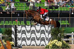Sugitani, Taizo (JPN) Imothep<br /> Rio de Janeiro - Olympische Spiele 2016<br /> © www.sportfotos-lafrentz.de