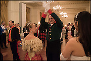 CHRISTOPHER ARKELL, The St. Petersburg Ball. In aid of the Children's Burns Trust. The Landmark Hotel. Marylebone Rd. London. 14 February 2015. Less costs  all income from print sales and downloads will be donated to the Children's Burns Trust.
