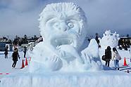 20160205 - Sapporo Snow Festival