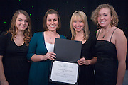 1890525th Annual Leadership Awards Gala..Outstanding Student Organization Programming Awards..Fall 2007..National Student Speech-Language & Hearing Association..Jamie Bennett, Jamie Cooley, Alison Trent, and Maggie Stroney