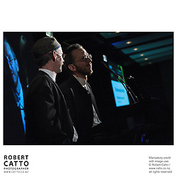 Phill Simmonds;Jeff Simmonds at the Spada Conference 06 at the Hyatt Regency Hotel, Auckland, New Zealand.<br />
