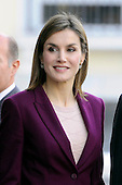 Queen Letizia BBVA Foundation