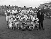 1957 - F.A.I. Cup Final: Shamrock Rovers v Drumcondra
