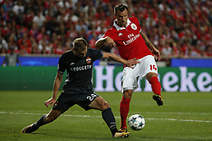 Benfica v CSKA Moscow - 12 Sept 2017