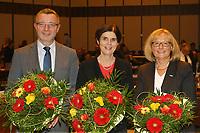 Ludwigshafen. 11.12.17 | <br /> Die Mitglider des Ludwigshafener Stadtrats w&auml;hlen die neuen B&uuml;rgermeister (Dezernenten)<br /> - v.l. Klaus Dillinger (CDU), Cornelia Reifenberg (CDU), Beate Steeg (SPD),<br /> Bild: Markus Prosswitz 11DEC17 / masterpress (Bild ist honorarpflichtig - No Model Release!) <br /> BILD- ID 01385 |