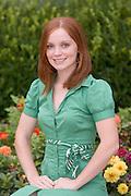 18382Tour Guide Portraits Fall 2007..Jen Evans