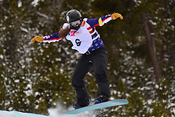 World Cup SBX, DUCE Heidi Jo, USA at the 2016 IPC Snowboard Europa Cup Finals and World Cup