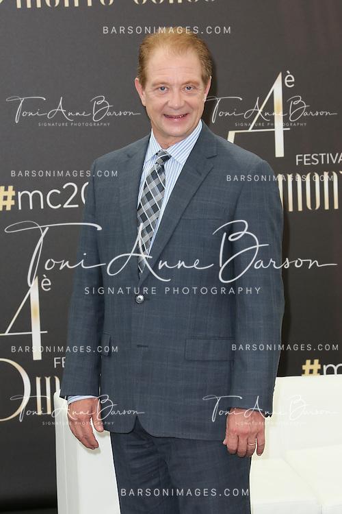 """MONTE-CARLO, MONACO - JUNE 09:  Jeff Perry attends """"Scandal"""" photocall at the Grimaldi Forum on June 9, 2014 in Monte-Carlo, Monaco.  (Photo by Tony Barson/FilmMagic)"""