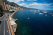 May 20-24, 2015: Monaco Grand Prix: Roberto Merhi (SPA) Manor Marussia F1 Team, Will Stevens (GBR) Manor Marussia F1 Team