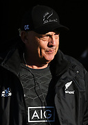 Gilbert Enoka, Leadership manager,  <br /> All Blacks training session at Eden Park ahead of the upcoming test series against France. Auckland, New Zealand. Thursday 7 June 2018. © Copyright photo: Andrew Cornaga / www.Photosport.nz