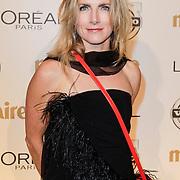 NLD/Amsterdam/20121119 - Inloop Marie Claire Prix de la Mode 2012 , Jessica Durlacher