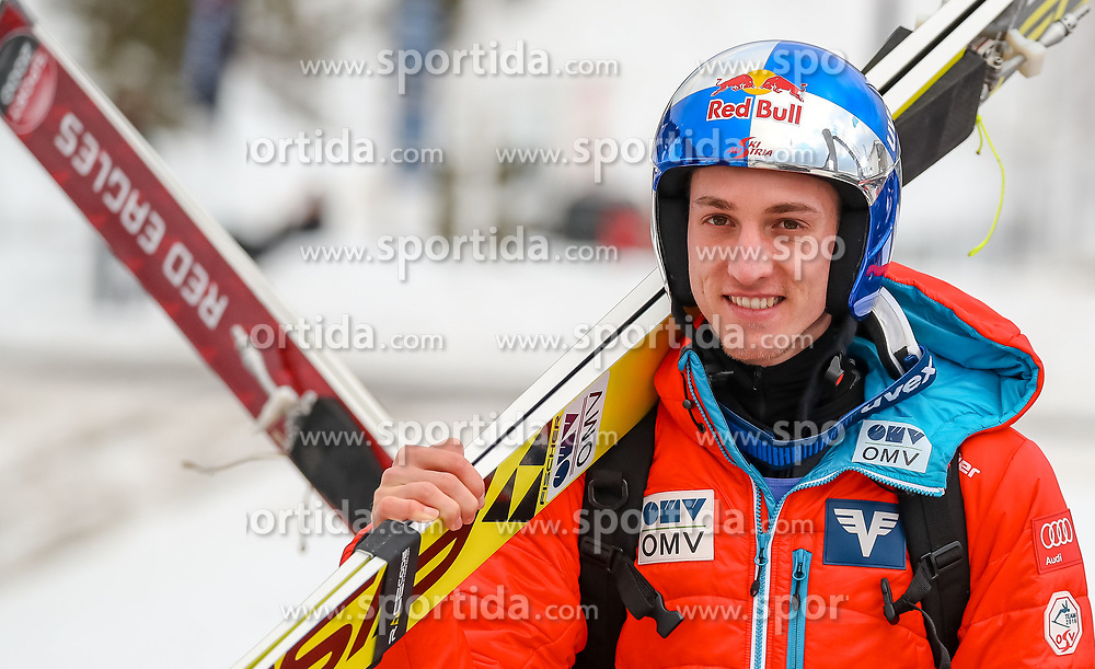 13.03.2017, Lysgards Schanze, Lillehammer, NOR, FIS Weltcup Ski Sprung, Raw Air, Lillehammer, im Bild Gregor Schlierenzauer (AUT) // Gregor Schlierenzauer of Austria // during the 2nd Stage of the Raw Air Series of FIS Ski Jumping World Cup at the Lysgards Schanze in Lillehammer, Norway on 2017/03/13. EXPA Pictures © 2017, PhotoCredit: EXPA/ Tadeusz Mieczynski
