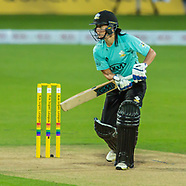 13 Aug 2017 - Surrey Stars v Yorkshire Diamonds in the Kia Super League T20 cricket match at the Kia
