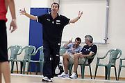 DESCRIZIONE : Roma Centro CONI Giulio Onesti Raduno Collegiale<br /> GIOCATORE : Simone Pianigiani<br /> SQUADRA : Nazionale Italia Uomini<br /> EVENTO : Raduno Collegiale Nazionale Italiana Maschile<br /> GARA : <br /> DATA : 21/07/2010 <br /> CATEGORIA : allenamento<br /> SPORT : Pallacanestro <br /> AUTORE : Agenzia Ciamillo-Castoria/ElioCastoria<br /> Galleria : Fip Nazionali 2010 <br /> Fotonotizia : Roma Centro CONI Giulio Onesti Raduno Collegiale<br /> Predefinita :