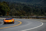 August 14-16, 2012 - Lamborghinis at Pebble Beach: Lamborghini Aventador SV