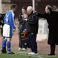 St Johnstone v Queen of the South..12.02.05<br />